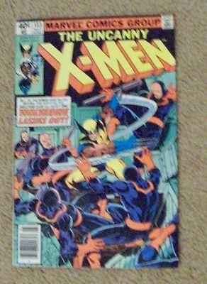The Uncanny X-Men #133 Hellfire Club-NM
