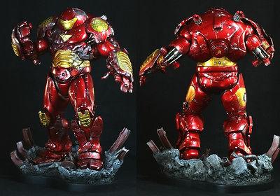 iron man hulkbuster statue battle damaged version exclusive Ltd 300 Bowen Design