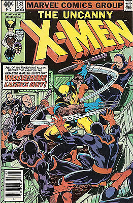 Uncanny X-Men 133 Claremont Byrne Classic solo Wolverine Hellfire Club