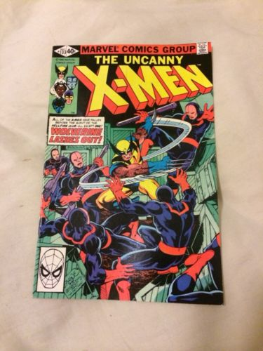 Uncanny X-Men #133 (5/1980) FINE CONDITION