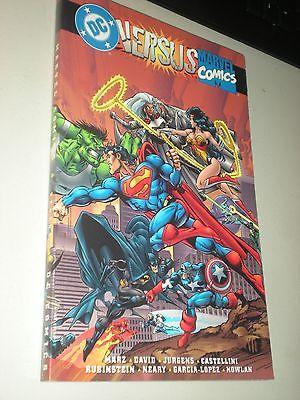DC Versus Marvel Comics Trade Paperback TPB includes whole story Avengers Etc