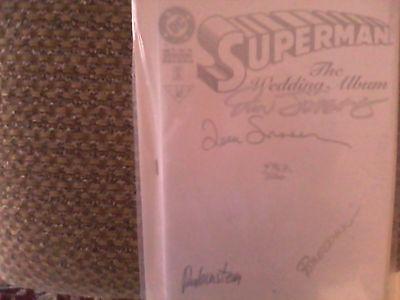 Superman The Wedding Album Special No 1