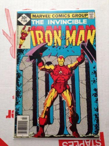 The Invincible Iron Man #100