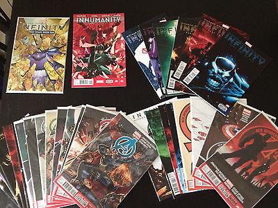 Marvel AVENGERS -  Avengers/New Avengers/Infinity - Jonathan Hickman - Huge Lot