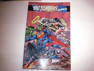 DC Versus Marvel Comics Trade Paperback TPB (1996)