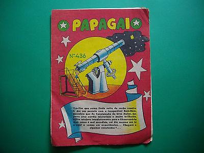 Tintin - L'Étoile Mysterieuse - O Papagaio #436 - 1943