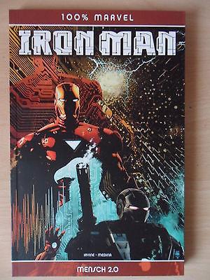 100 % Marvel   Nr: 68     Iron Man             Mensch 2.0