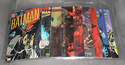 Lot of 18 DC gallery comics - Superman, Batman, JLA, New Gods, Sandman, Death