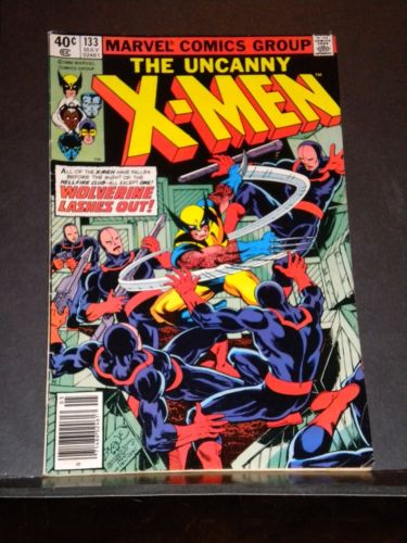 Bronze Age Marvel/Uncanny X-Men #133/F+ 6.5/Byrne Art Wolverine Lashes Out