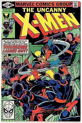 Uncanny X-Men 133*Hellfire Club vs Wolverine*ORIGINAL*Marvel*Series*10? Shipping