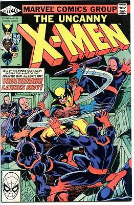 Uncanny X-Men #133 Wolverine VF/VF-