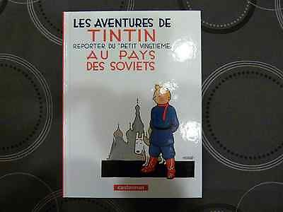 Les Aventures de Tintin au Pays des Soviets