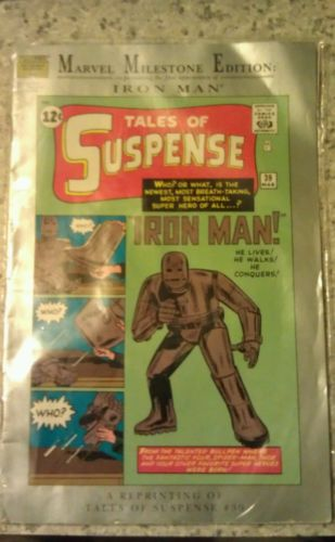 Tales Of Suspense #39 1st app. of Iron Man Marvel Silver Age Key