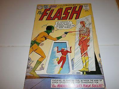 Comicsvalue Com The Flash 119 Elongated Man App Mirror Master