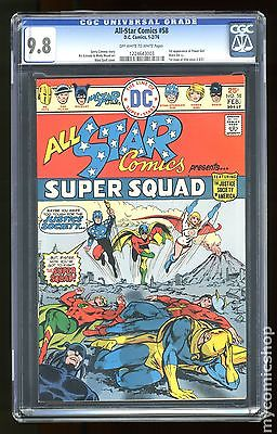 All Star Comics (1940-1978) #58 CGC 9.8 (1224643003)