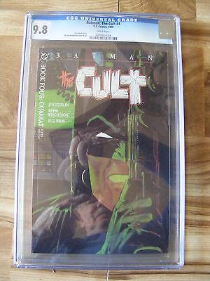 Batman The Cult 4 cgc 9.8