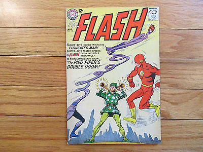 DC THE FLASH # 138 1963 FINE WE HAVE MORE SILVER AGE COMICS LOOK