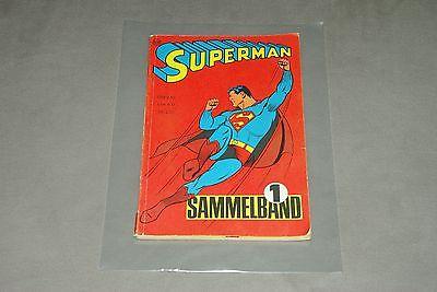 Superman Sammelband 1 (Hefte 1-4) (Auflage 1966)