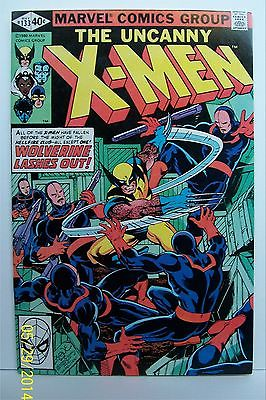 Uncanny X-Men #133 (May 1980, Marvel) - Wolverine: Alone