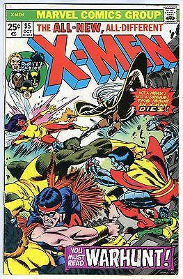 Uncanny X-Men 12 issue lot - 95 106 110 112 113 125 126 127 128 137 139 140