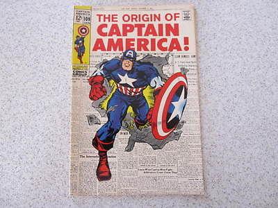 Captain America, 1968, Issues 109,110,111,112,113,115,116,117,118
