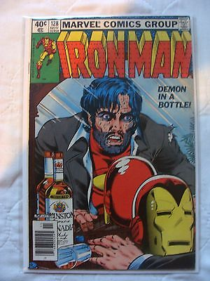 Invincible Iron Man 119 120 121 122 123 124 125 126 127 128 Demon in a Bottle