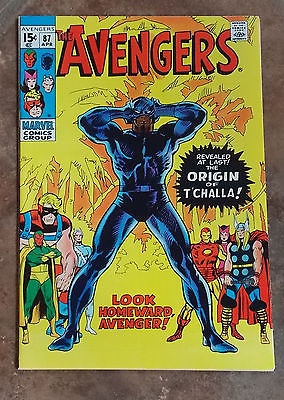 Avengers#87 Avengers #88 & Avengers #89 All Very Sharp Copies
