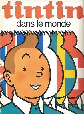 Hergé dossier de presse « Tintin dans le monde »