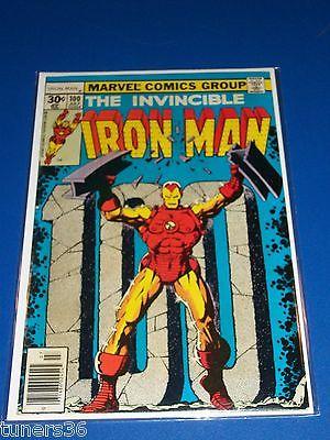 Iron Man #100 Bronze Age Key Issue Fine Beauty