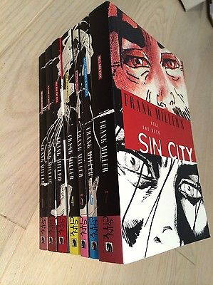 1999-2000 Sin City #5 of 9 Hell /& Back