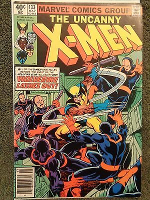 UNCANNY X-MEN 133 HIGH GRADE....WOW CGC READY