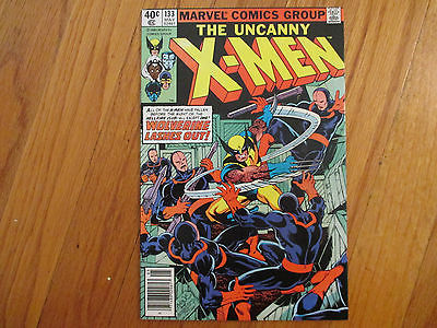 MARVEL UNCANNY X-MEN # 133 1980 VF/NM 9.0 JOHN BYRNE 1963 1ST SERIES MORE COMICS