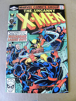 Marvel 1980 Byrne Claremont UNCANNY X-MEN #133 VF/NM reg $70.00 gm