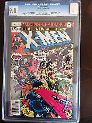 Uncanny X-men #  110  CGC NM 9.8