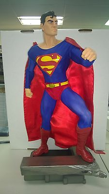 2006 DC Direct Gallery Superman Museum Quality Scale 1:4 w/ COA Limited Edition