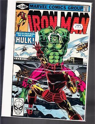 Iron Man 110 112-117 119 121-126 129-137   Hulk Ant-man Avengers High Grade 1.00