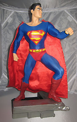 Superman 1:4 Scale Museum Quality Statue DC Direct Gallery 0479/1000