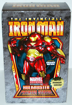 BOWEN HULKBUSTER IRON MAN BATTLE DAMAGED VERSION STATUE #/300 AVENGERS