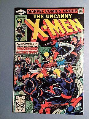 Uncanny X-men 133 Dark Phoenix Saga, First Wolverine Solo story - 6.5 Fine +