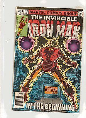THE INVINCIBLE IRON MAN (lot of seven No's 122,128,133,134,137,141 & 143)