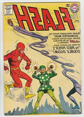 Flash #138 The strict VF+ 8.5 High-Grade  Appear -  The Elongated Man   Oregon