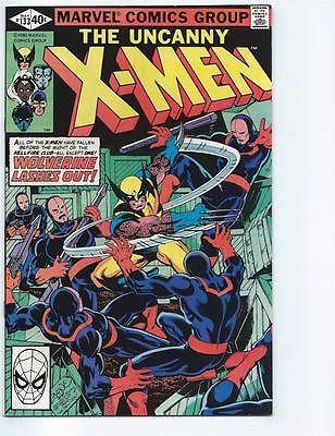Uncanny X-Men # 133 Dark Phoenix Saga Wolverine John Byrne VFNM 1980 Marvel