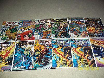 Fantastic Four Unlimited  1-12   High Grade 12  Issue  Lot   Unread