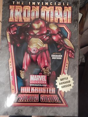 BOWEN DESIGNS IRON MAN HULK-BUSTER BATTLE DAMAGE STATUE 31/300 Sideshow Avengers