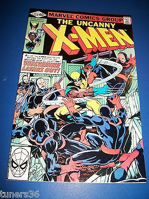 Uncanny X-men #133 Bronze Age Byrne Wolverine Goes Solo FVF Beauty Wow