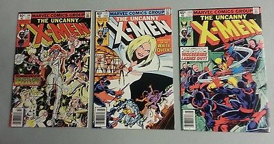 Uncanny X-Men #130-131, 133