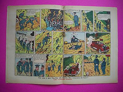 Tintin - L'Oreille Cassee - O Papagaio #283 - 1940