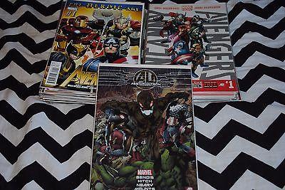 Marvel Comics HUGE Avengers/Might Avengers/Uncanny Avengers/Avengers Prime LOT