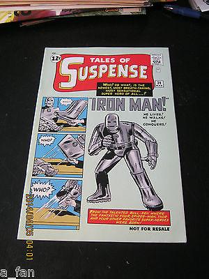 Tales of Suspense # 39 B Marvel Legends Reprint 1st appearance of Iron Man 2006