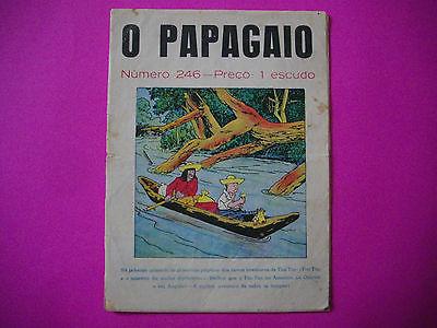 Tintin - L'Oreille Cassee - O Papagaio #246 - 1939